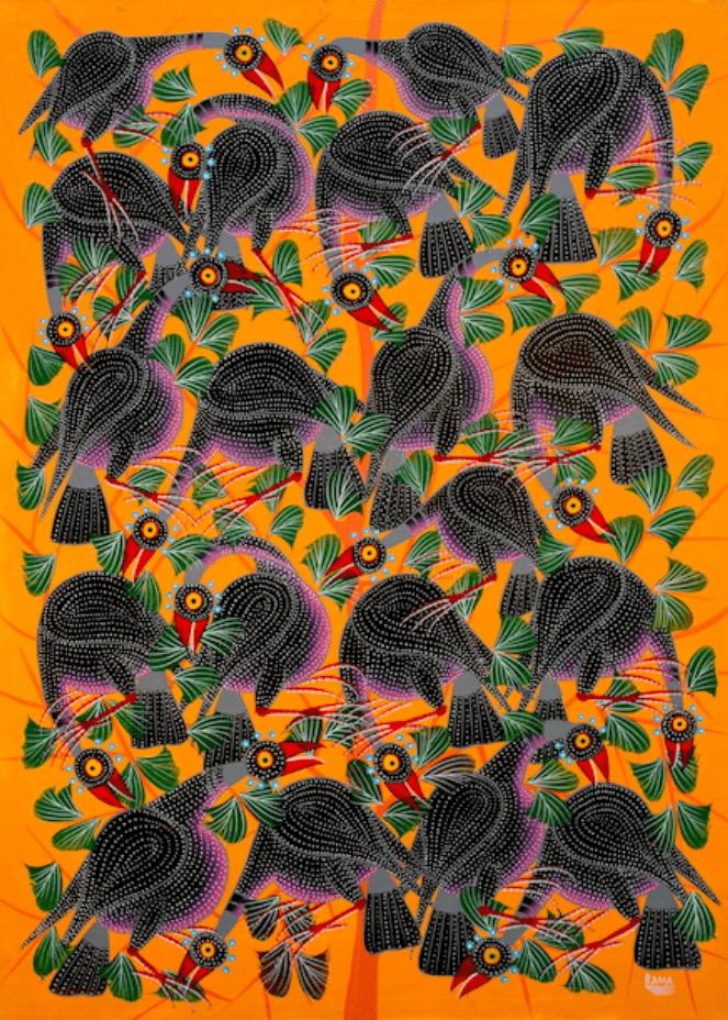 Птица Тинга